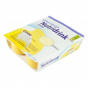 Nutricia Nutridrink Crème Vanilje 4x125g