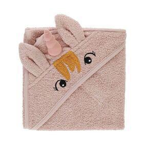 Liewood Albert Baby Towel Unicorn Sorbet