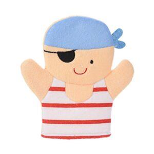 Baby Basic Bath Glove Pirate
