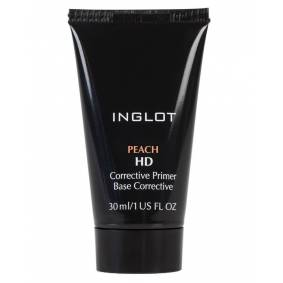 Inglot HD Corrective Primer Peach 30 ml