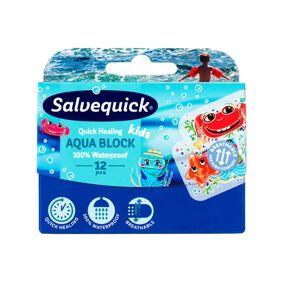 Salvequick Waterproof Kids Plaster