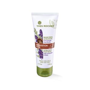 Botanical Expertise - Feet Fotkrem - Reparerende, ekstra tørr hud, lavendel, 75 ml