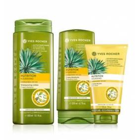 Botanical Expertise - Hair Sett - Nærende sjampo, balsam, hårkrem
