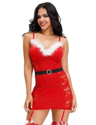 Ohyeah Christmas Plush Decoration Babydoll