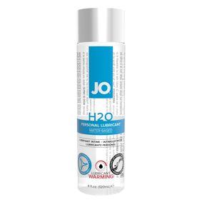 System JO Jo H2o Lube Warming 120 Ml