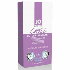 System JO - Clitoral Gel Cooling Chill 10 ml