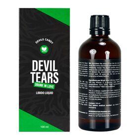 Morning Star Devils Candy - Devil Tears Libido Liquid 100 ml