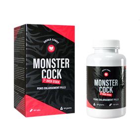 Morning Star Monster Cock Penisförstorare