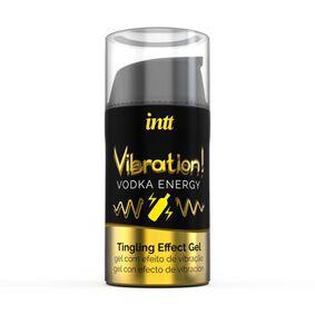Intt Vibration! Vodka Energy Tingling Gel