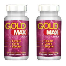 GoldMax Pink Gold MAX PINK Daily 120kaps-utökad lust