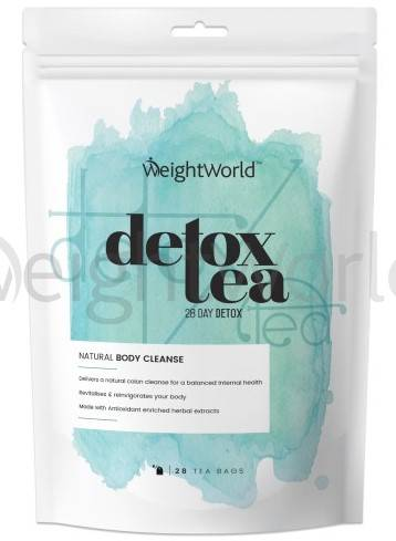 Weight World WeightWorld Detox Tea kosttilskudd