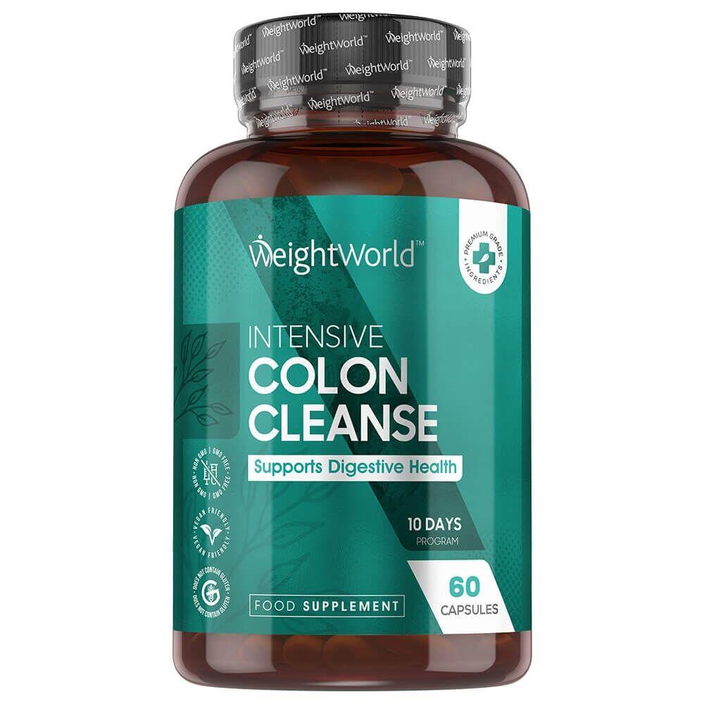 Weight World Intensive Colon Cleanse kosttilskudd