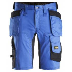 SNICKERS WORKWEAR Shorts 6141 Blå/sort Str 58