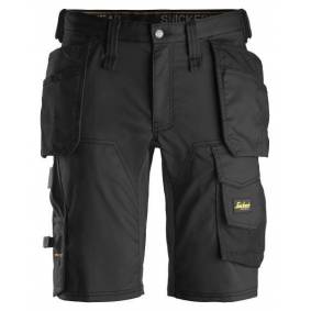 SNICKERS WORKWEAR Shorts 6141 Sort/sort 56