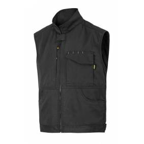 SNICKERS WORKWEAR Vest 4373 Sort L Snickers