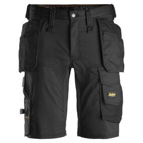 SNICKERS WORKWEAR Shorts 6141 Sort/sort 60