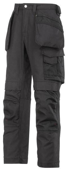 Snickers Workwear Bukse 3214 Sor/sor 54 Snic