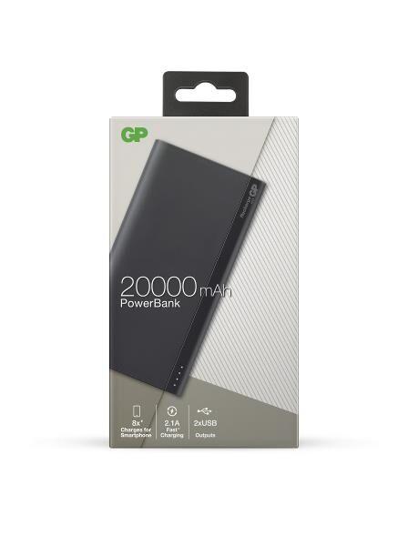 GP Batteries Batteri Pakke Venus 20000 Mah
