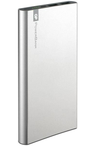GP Batteries Batteri Pakke Silver Fp10 10000 Mah