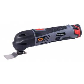 Q-Tools Multiverktøy Oppl 12v Li-Ion Q