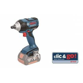 Bosch Muttertrekker Gds18v-Ec 250 Solo