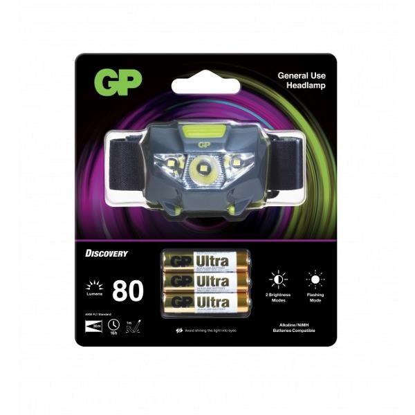 GP Batteries Hodelykt Bright Ch32