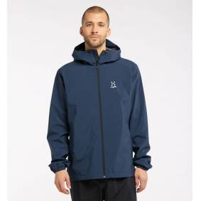 Haglöfs Buteo Jacket Men - Herre - L - Tarn Blue