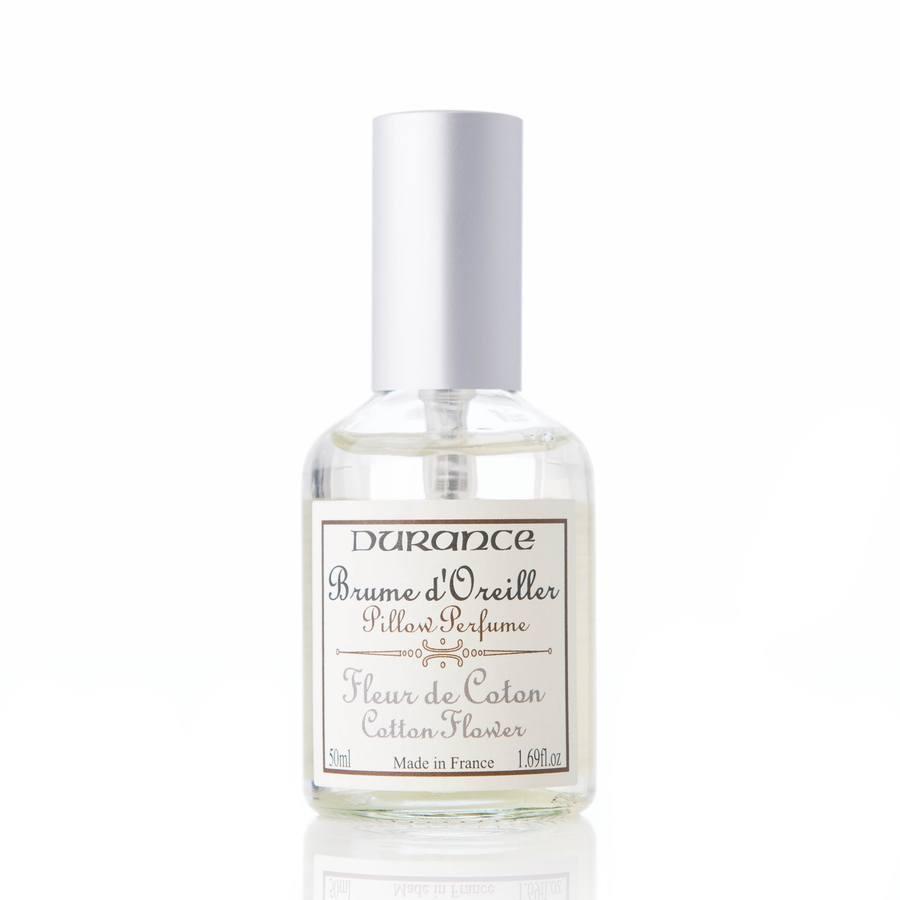 Durance Pillow Perfume Cotton Flower 50ml