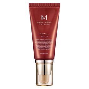 Missha M Perfect Cover Bb Cream Spf42/Pa+++ (No.27/Honey Beige) 50ml