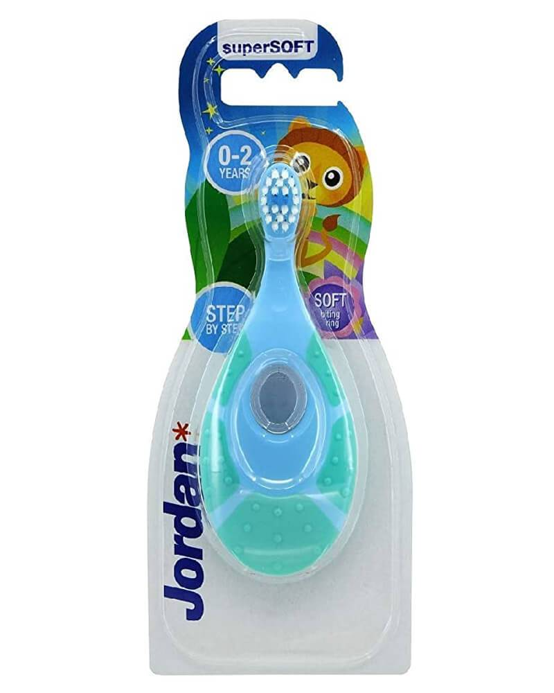 Jordan Baby Toothbrush Blue