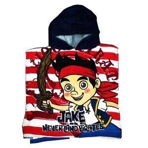 Disney Jake Badeponcho med Hætte - Ref: 29875