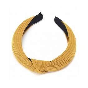 Everneed Viktoria headband Yellow