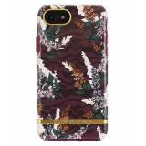 Richmond & Finch Richmond And Finch Floral Zebra iPhone 6/6S/7/8 Cover
