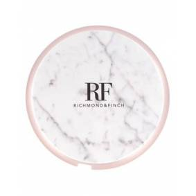 Richmond & Finch Richmond And Finch Lightning Cable Winder White Marble