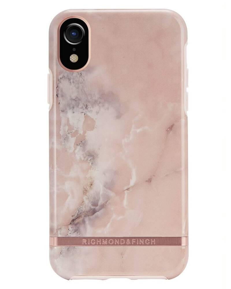 Richmond & Finch Richmond And Finch Pink Marble iPhone Xr Cover