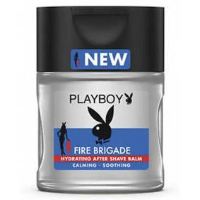 Playboy Fire Brigade Hydrating After Shave Balm 100 ml
