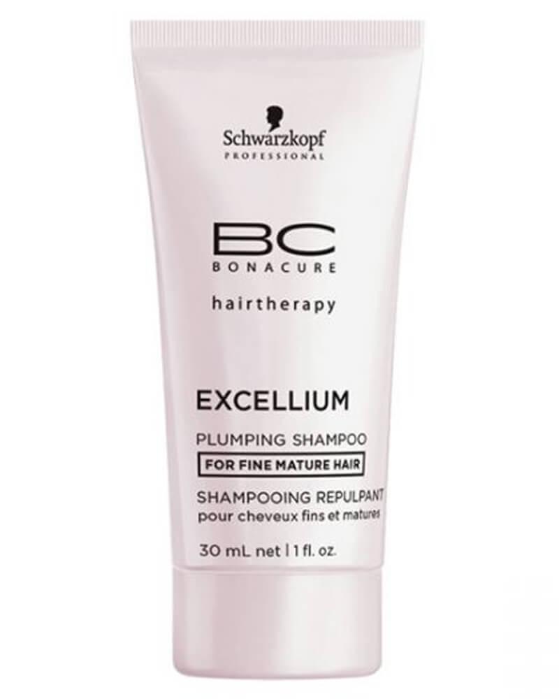 Schwarzkopf BC Bonacure Excellium Plumping Shampoo 30 ml