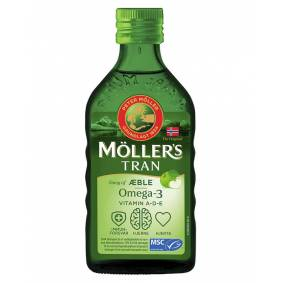 Möller's Tran Møllers Tran Apple 500 ml