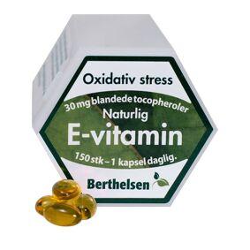 Berthelsen Naturprodukter - E-vitamin M. Toco