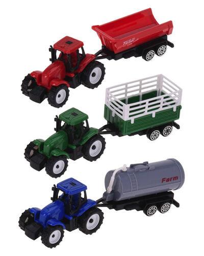 Fun & Games Tractor Trio