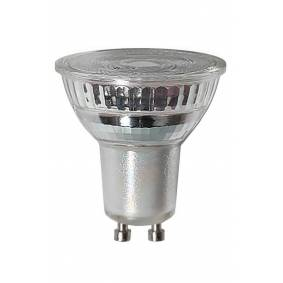 LED lyspære GU10 MR16 spotlys glass Varm hvit