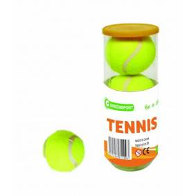 Lmnts Greensport Tennisballer 3 Stk