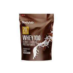 Bodylab Whey100 Proteinpulver 1kg 1 kg Vanilla