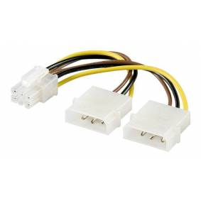 Adapter 6-pinners PCI-express