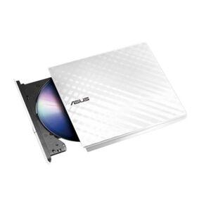 Asus External Slim DVD-brenner og leser Hvit