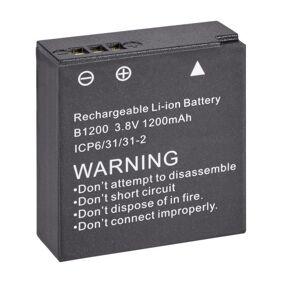 Batteri til actionkamera