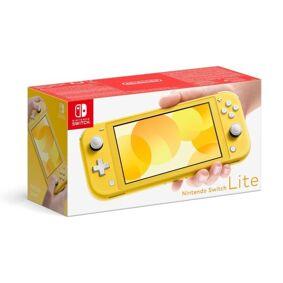 """Nintendo Switch Lite Spillkonsoll 5,5"""" Gul"""