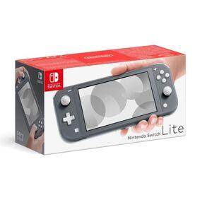 """Nintendo Switch Lite Spillkonsoll 5,5"""" Grå"""