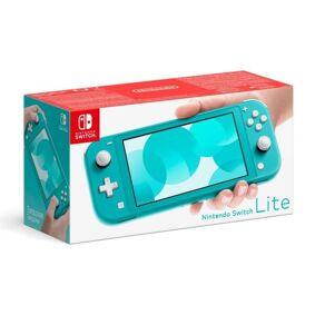 "Nintendo Switch Lite Spillkonsoll 5,5"" Turkis"