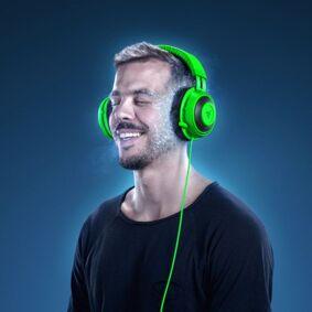 Razer Kraken V3 Green Gaming-headset